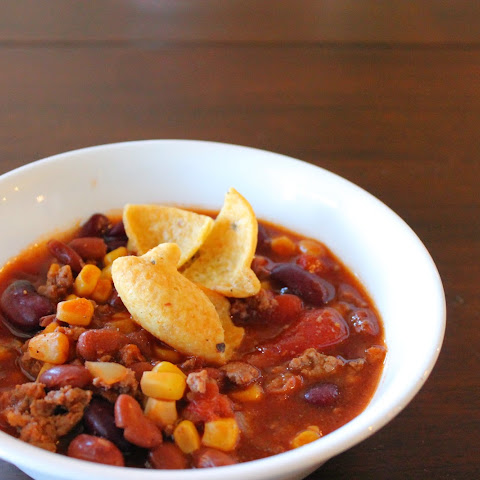 Toddler Friendly Chili
