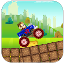 Hill Climb Racing Jeep icon