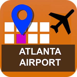 Atlanta Airport Map Pro - ATL APK
