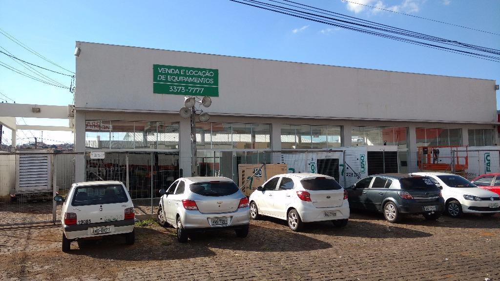 Barracão à venda, 379 m² por R$ 934.920,00 - Paulista - Londrina/PR