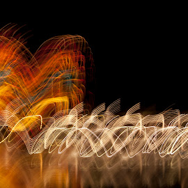 Patterns of light by Gale Perry - Abstract Light Painting (  )