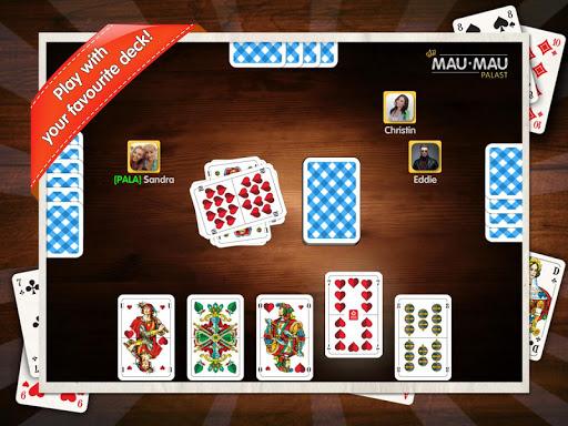 Crazy 8s - Mau Mau - screenshot