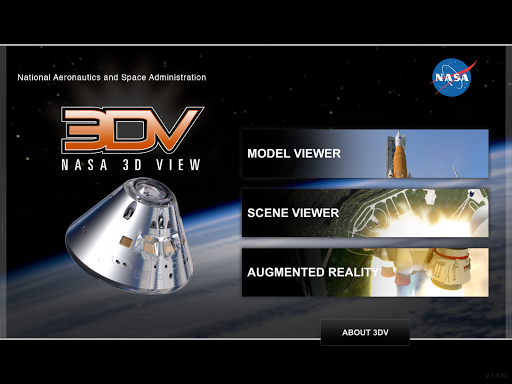 NASA 3DV screenshot 1