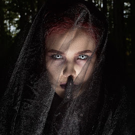 Shh by Carl Chalupa - Public Holidays Halloween ( horror, halloween )