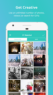App Lomotif - Music Video Editor APK for Windows Phone