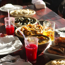 Supper Club Mexicana: A Palestinian Feast