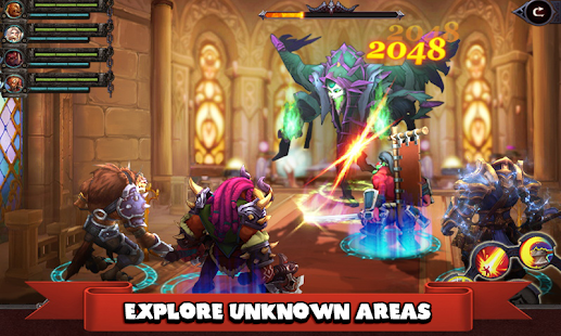 LEGION OF CHAOS APK for Bluestacks
