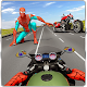 Spider Hero Rider - Traffic Highway Racer