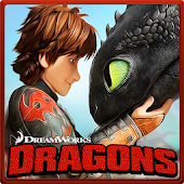 Game Dragons: Rise of Berk APK for Kindle