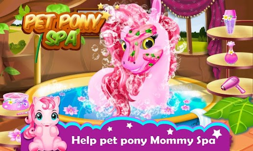 Pet Pony SPA