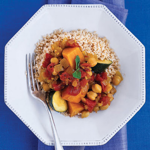 Moroccan Sweet Potato Stew