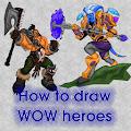 Free How to draw Warcraft APK for Windows 8