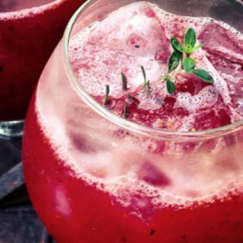 Cranberry Citrus Cocktail
