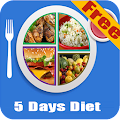 5 Days Weight loss Plan APK for Bluestacks