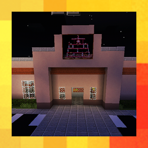 5 nights at Freddy's. Pizzeria. Map for MCPE For PC