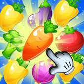 Fruit Farm Garden Blast APK Descargar