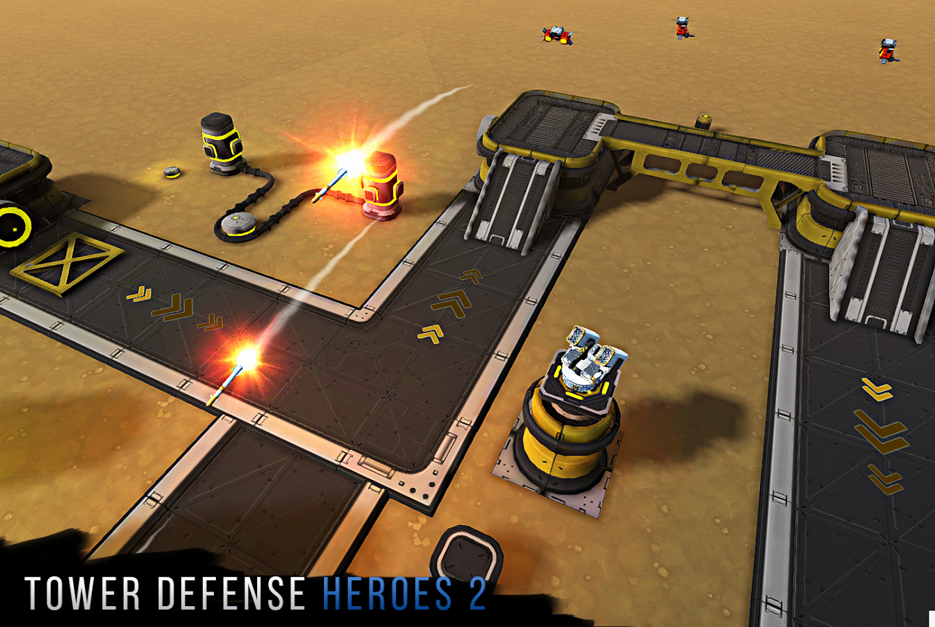 Tower Defense Heroes 2 Screenshot 4