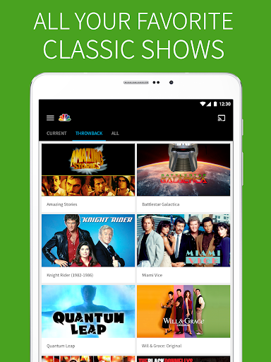 The NBC App - Watch Live TV and Full Episodes screenshot 8