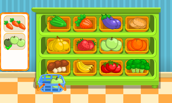 Children's Supermarket APK screenshot thumbnail 3