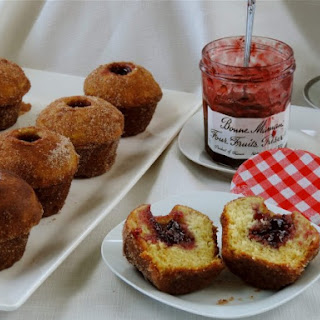 Fruit-Filled French Breakfast Muffins