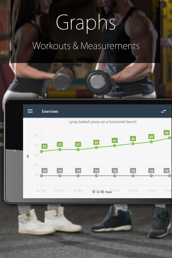 Fitness Coach FitProSport FULL Screenshot 5