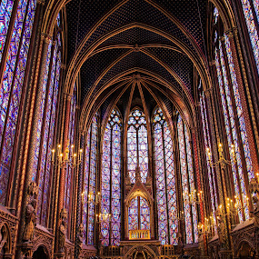 St. Chapelle by Jen Cornell - Buildings & Architecture Places of Worship (  )