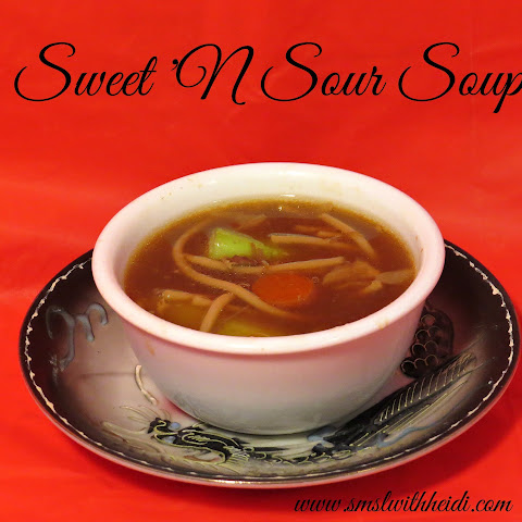 Sweet N Sour Soup
