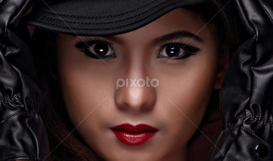 by Winston Brian Lao - People Portraits of Women