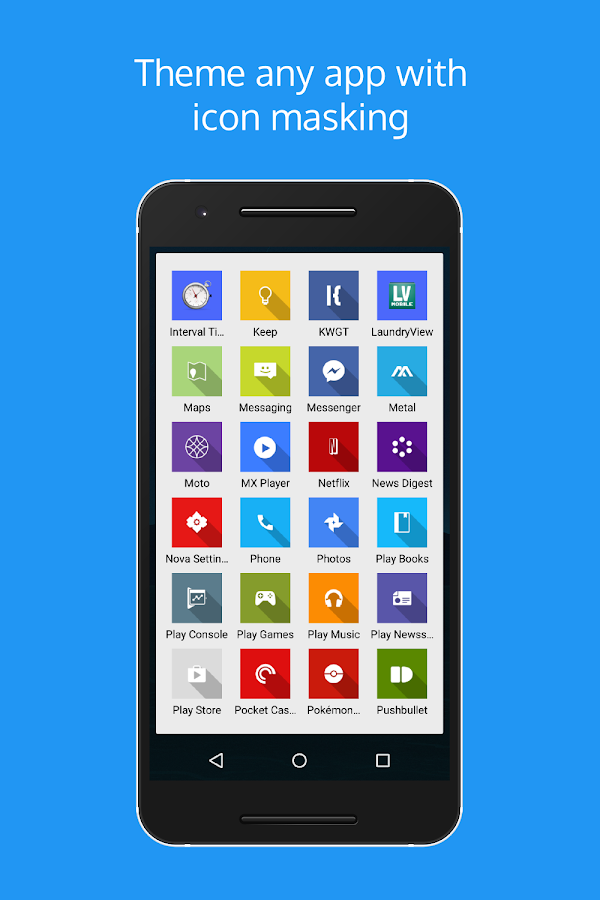Iconstructor- Icon Pack Maker Screenshot 3