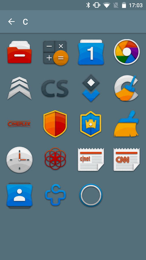 Cast - Icon Pack - EarlyAccess Screenshot 3
