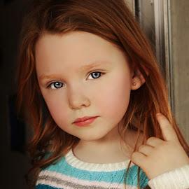 Strike a Pose by Cheryl Korotky - Babies & Children Child Portraits