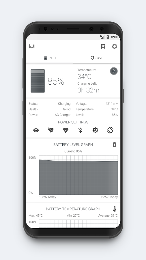 Battery Manager (Saver) Screenshot 4