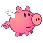 Pig on the Wings APK Image