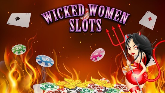 Wicked Women Slots - screenshot