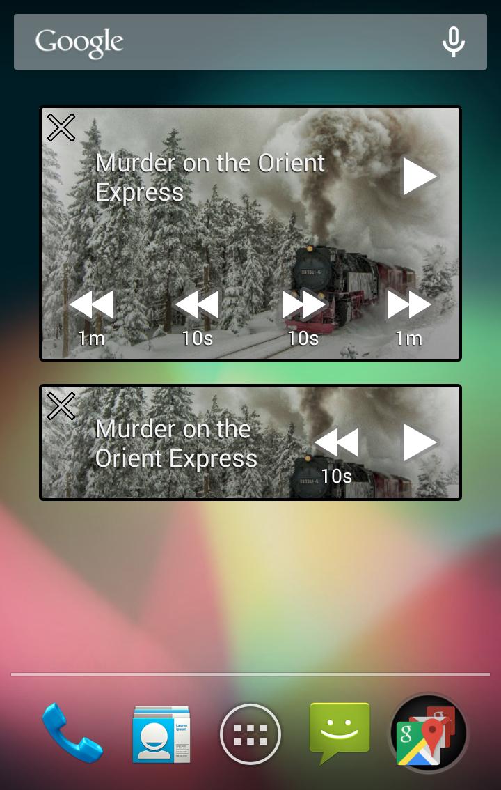 Smart AudioBook Player Screenshot 7