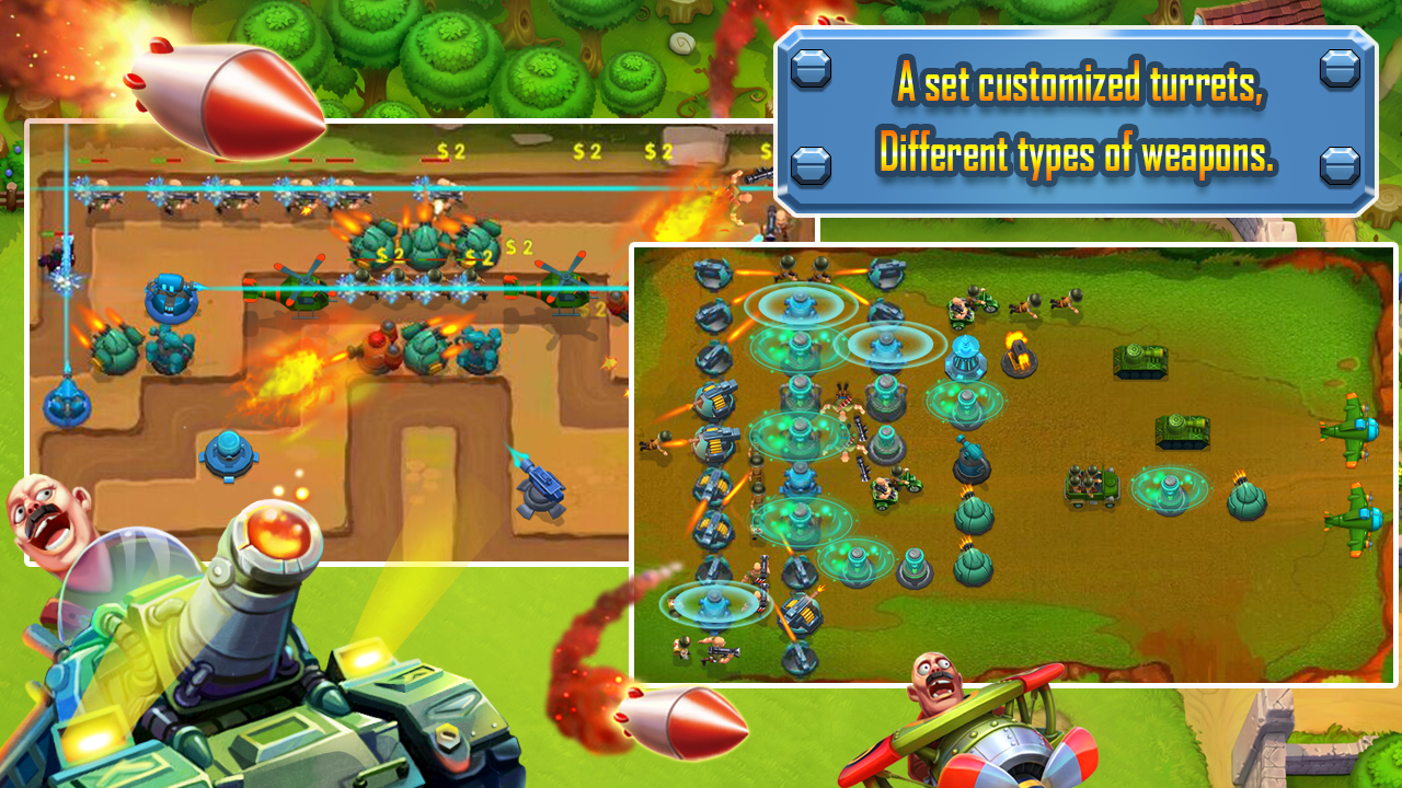 Epic Defenders TD Screenshot 13