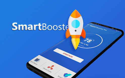 Smart Booster - Pro, No-ads Screenshot