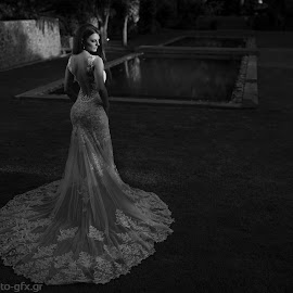 by Panos Vlasopoulos - Wedding Bride