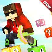 Download Full Lucky block mod for Minecraft 1.3.1 APK