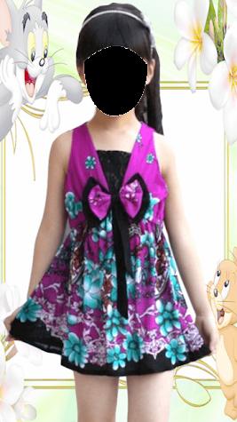Kids Wear Photo Montage Screenshot