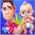 Smelly Baby - Farty Party APK for iPhone