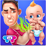 Smelly Baby - Farty Party For PC / Windows / MAC