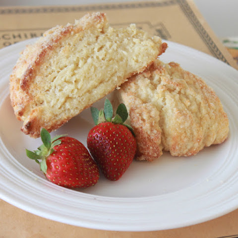 Yogurt Scones