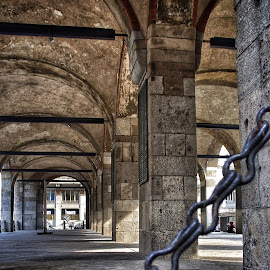 by Jose Figueiredo - Buildings & Architecture Public & Historical ( market, italia, old building )