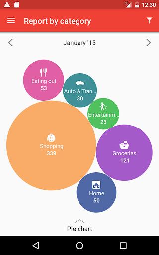 Zenmoney: expense tracker - screenshot