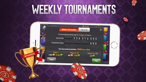 Viber World Poker Club screenshot 3