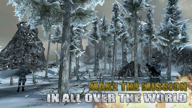 Second Warfare 2 apk screenshot