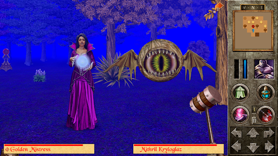 The Quest - Hero of Lukomorye Screenshot