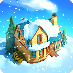Snow Town - Ice Village World: Winter City For PC (Windows & MAC)