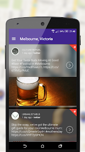 Soscribe: social discovery app- screenshot thumbnail